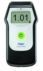 Promilletest Dr�ger 3000